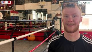 LIAM GAYNOR (5-0) PROSPECT TALKS MOVE FROM DUBLIN TO BOLTON TO FURTHER HIS BOXING CAREER