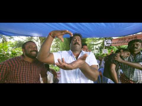 Vaayai Moodi Pesavum Tamil Movie   Robo Shankar and Ramesh Thilak funny gestures
