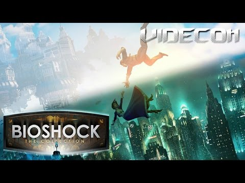 Bioshock The Collection: Trailer Debut (Español) – PS4, Xbox One, PC
