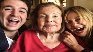 La madre de Ana Obregón se recupera