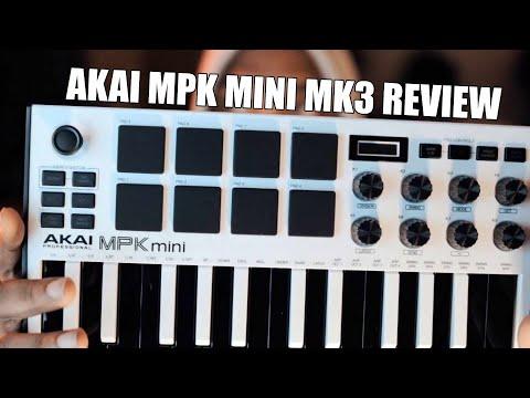 AKAI MPK Mini MK3! A Hiphop Producer Review