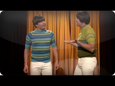 Will Ferrell and Jimmy Fallon Fight Over Tight Pants Late Night with Jimmy Fallon