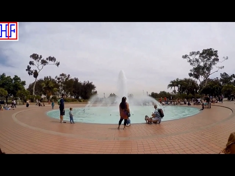 San Diego | Balboa Park | Tourist Attractions | Episode# 10