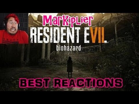 Markiplier Resident Evil VII   Best Reactions