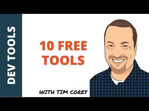 Top 10 Free Tools from Microsoft (plus bonuses)