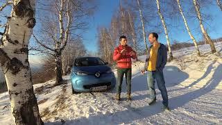 eCars Renault ZOE review