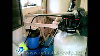 видео Монтаж систем очистки воды