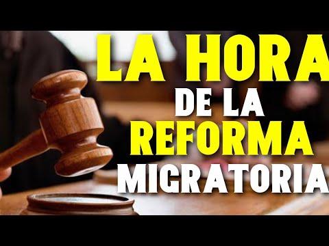 Reforma Migratoria por buen camino!