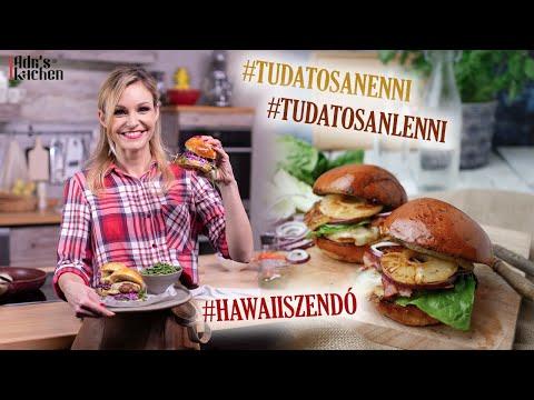 Tudatosan Enni, Tudatosan Lenni - 7. epizód: Hawaii csirkés szendvics