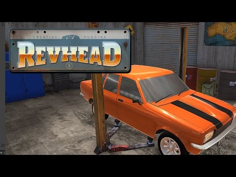 Revhead - Actual Australian Gameplay!