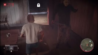 Door Locks Broken 7-30-19 patch Friday The 13th:The Game