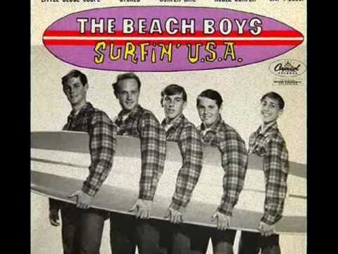 """""""Catch A Wave"""" By The Beach Boys"""