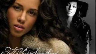 Tell You Something - Alicia Keys