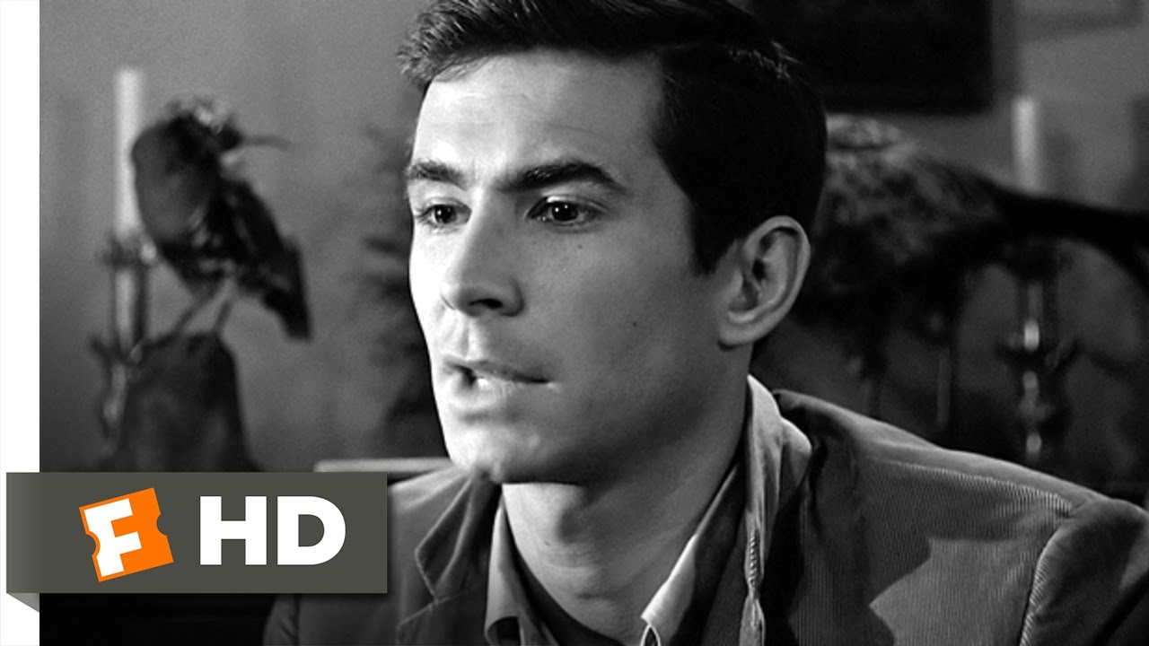 Download We All Go a Little Mad Sometimes - Psycho (3/12) Movie CLIP (1960) HD