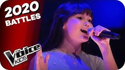 Natalie Imbruglia - Torn (Mayumi / Anja / Paula) | The Voice Kids 2020 | Battles