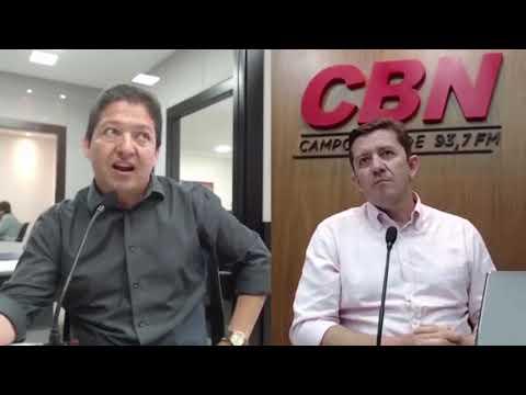 Entrevista CBN Campo Grande:  Cloves Silva - Secretário Adjunto de Fazenda