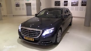 2017 Mercedes Maybach S Class - Start Up, In Depth Review Interior Exterior(, 2016-02-03T20:21:03.000Z)