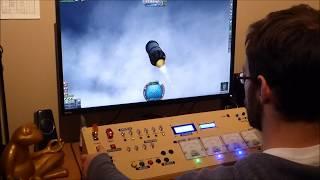 Kerbal Space Program - Custom Control Console