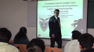 How to raise venture capital funding for your startup | IIT Bombay Presentation