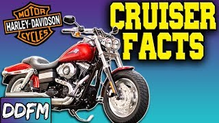 What You Need To Know About Cruiser Motorcycles / Motorcycles 101