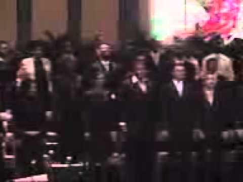 video my hope is built on apostolic tabernacle mass choir my