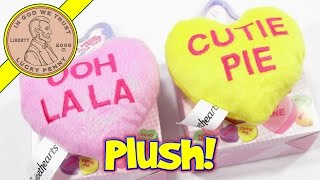 Conversation Hearts Plush, 2015 Mcdonald's Happy Meal Toys - Ooh La La!