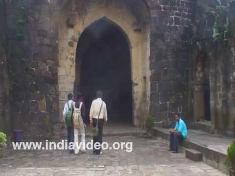 Exterior of Daulatabad Fort, Maharashtra