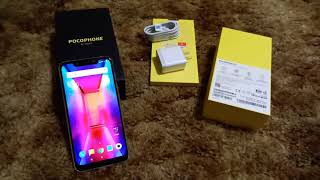 Pocophone F1 by Xiaomi - Liquid-Cooled Snapdragon 845, 6GB/64GB