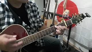 【録2021/04/25】 ○雨上がりの夜空に/RCサクセション、曲に合わせて弾いてみた。 今回は、アコギバージョンで、バンドメンバーが居なくてもこれでOK! 後は、歌を ...