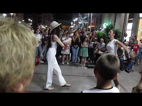 Georgian Dance, Northern Avenue, Yerevan