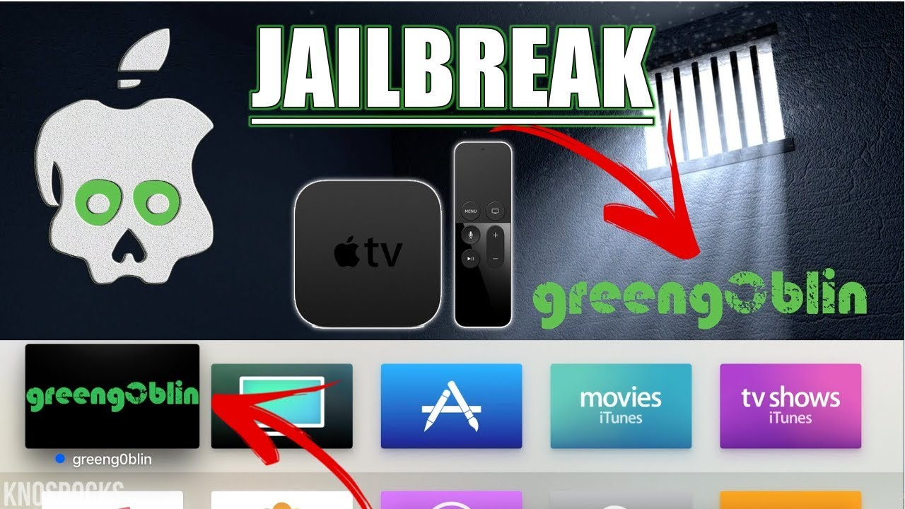 How To Jailbreak Apple TV 4 tvOS 10.2.2 + Downgrade tvOS ...