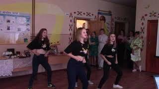 Танець від учнів 8 го класу Італія