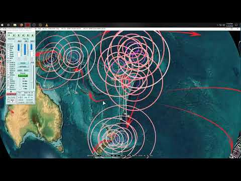 11/05/2018 -- Global Earthquake Forecast -- Large Earthquakes possible this week - Deep EQ unrest