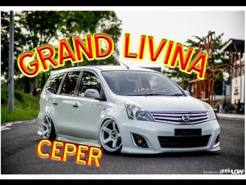 Nissan Grand Livina Modifikasi Anak Muda Youtube