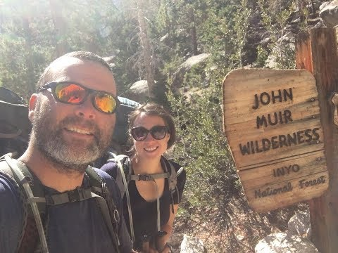 John Muir Trail Aug 2017