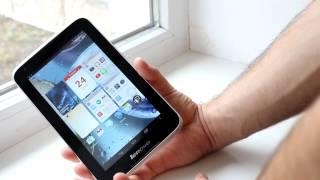 Lenovo IdeaTab A1000 16Gb - обзор недорогого планшета