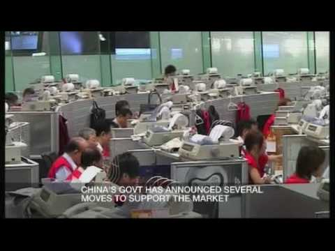 Inside Story - Financial crisis and Asia - 22 Sep 08 - Pt 1