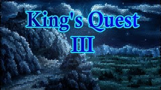 [PC] King's Quest III Redux : To Heir is Human