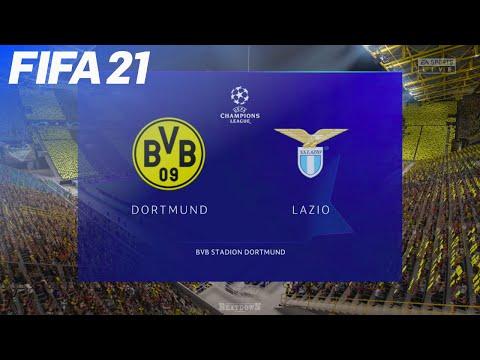 FIFA 21 - Borussia Dortmund vs. Lazio Roma @ Signal Iduna Park