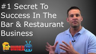 seminar for restaurant owners