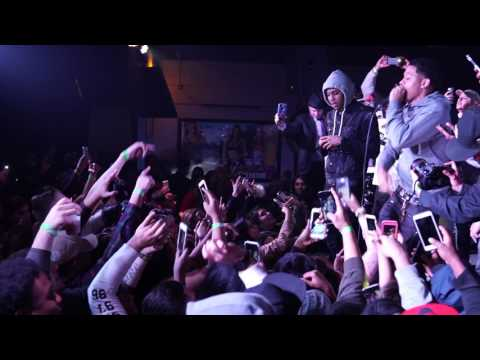 Dj Mil Ticket, Lil Bibby and G Herbo live at Steve's B day shot @humbleproductionschi