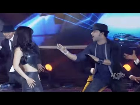 DSP Performance On Charuseela Song @ Srimanthudu Audio Launch