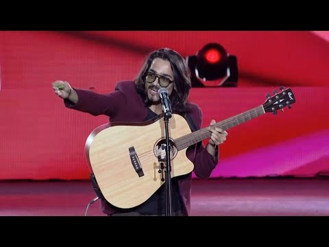 Bhuvan Bam @ YouTube FanFest India 2017