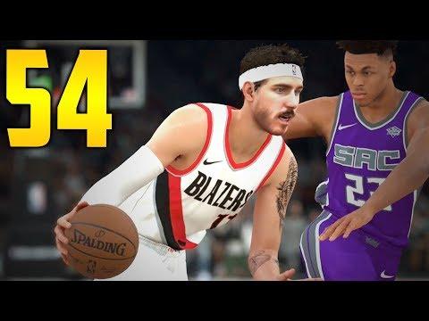 "NBA 2K18: My Career Gameplay Walkthrough - Part 54 ""BEST IN THE LEAGUE!"" (My Player Career)"