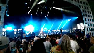 Deftones Live (Full Set) Darien Lake NY 8/2/15 [Part 1]