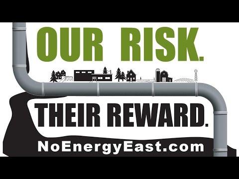 Energy East: Our Risk. Their Reward.