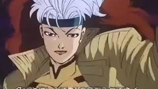 X-Men çizgi film Japon Açma
