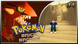 POKEMON BRICK BRONZE ROBLOX #34 ? RECOVERING THE KING'S STAYS GAMEPLAY ANGLAIS