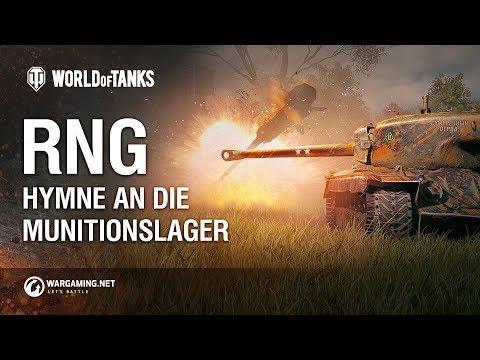 RNG. Hymne an die Munitionslager [World of Tanks Deutsch] thumbnail