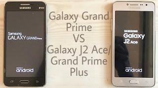 Galaxy Grand Prime Vs Prime Plus/J2 Ace | Full Comparison